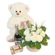 Доставка цветов межгорье бумажные розы купить