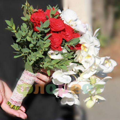 Заказать свадебный букет винница доставка цветов кыргызстане