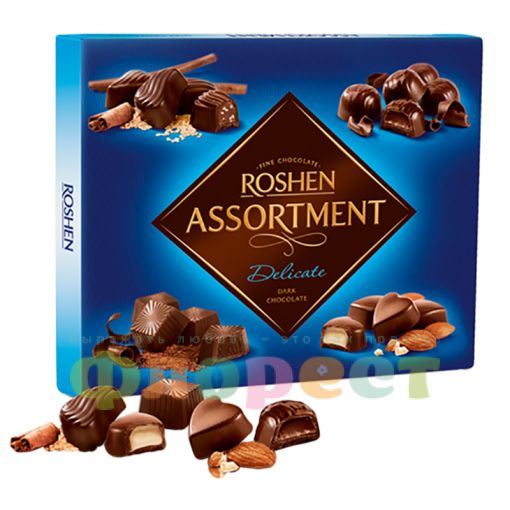 Конфеты ROSHEN Assortment Delicate 148 гр