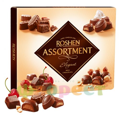 Конфеты ROSHEN Assortment Elegant 154 гр