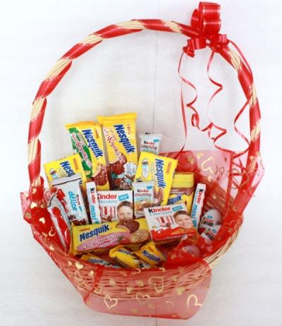 Что положить в подарок из конфет 202