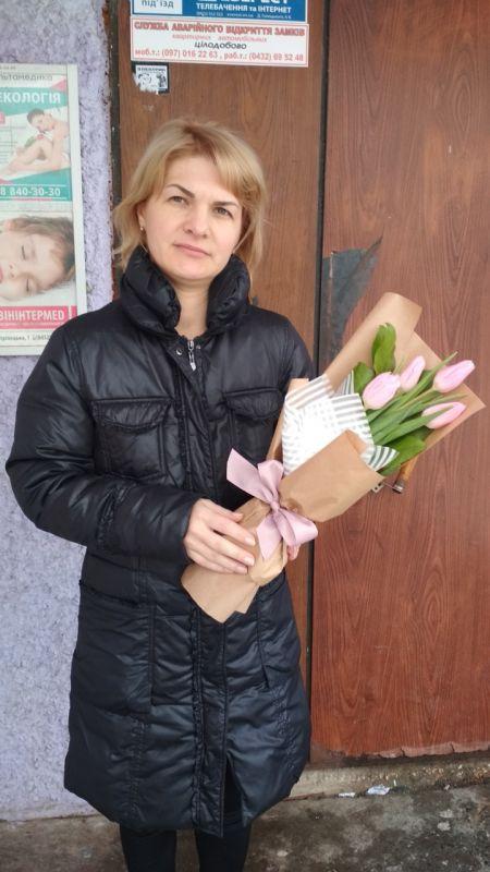 Простые букеты доставка цветов в луцк украина николаеве руководителю марта